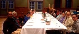 Jr Chef Senior Dinner